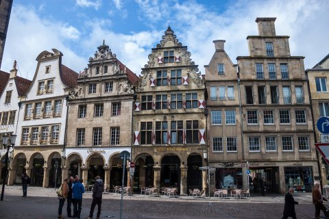 Münster  centre